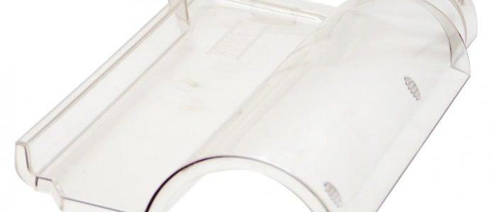 Telhas de polipropileno