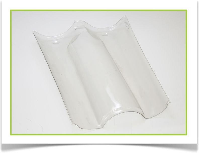Fabricante de telhas de plástico-3