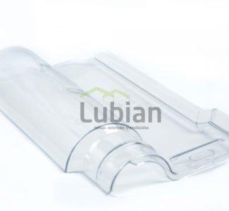 Telha americana de vidro-1