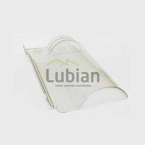 Telha romana vidro preço-1