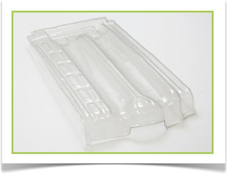 Telha transparente para pergolado-1