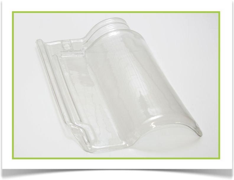 telhas transparente plastico